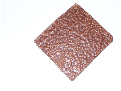 Texture of Chocolate
